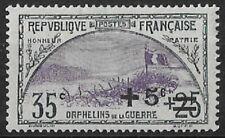 FRANCE - ORPHELINS DE LA GUERRE N° 166 NEUF *