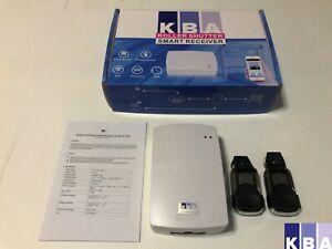 KBA Wifi Smart controller for shutters+2 remotes- Replaces NVM/Neco/Ellard