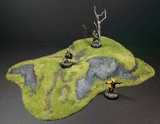 Edad de Sigmar paisaje-destrozado Dominion bases Redondo 40 y 65mm