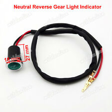 Neutral Reverse Gear Light Indicator For 50cc 110cc 125cc 150cc 200cc 250cc ATV