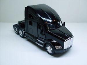Kenworth T700 Noir, Kintoy Auto / Truck Modèle, Neuf, Emballage D'Origine