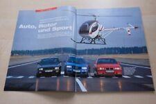 Sport Auto 4758) Maserati Ghibli mit 279PS besser als...?