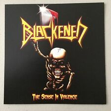 Blackened - The Sense In Violence - CD EP Rare