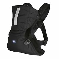 Chicco Easy Fit Backpack Ergonomic Baby Carrier of 0 to 9 kg Seat Black