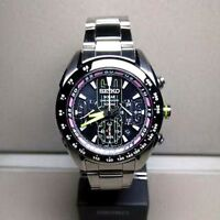 Seiko Criteria Chronograph Solar Power Men's Watch SSC045P1