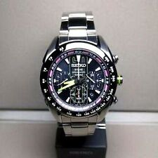Seiko Criteria Chronograph Solar Power Men's Watch SSC045P1