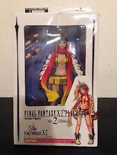 Final Fantasy X-2 Rikku Collectible Action Figure Square Enix Play Arts FFX-2