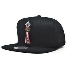 Seattle Supersonics Mitchell & Ness ELEMENTS Snapback NBA Hat