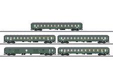 Märklin 42918 Set de vagones de tren de DB 5 piezas apto para 39188 # en #