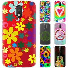 Dessana Hippie Flower Power Protective Cover Phone Case Cover For Motorola
