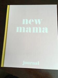 NEW Paperchase New Mama Journal Mummy-to-be Baby Shower Gift Notebook Mum To Be