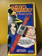 1990 Dick Tracy 2-Way Wristwatch Playmates Wrist Watch Moc