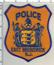 East Brunswick Police (New Jersey) Shoulder Patch from 1997