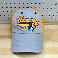 University of Tennessee Vols Cap TOW Orange & Grey Buckle Closure NCAA Hat
