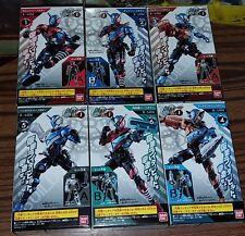 Bandai Masked Kamen Rider BUILD SO-DO Candy Toys Vol.1 Mini Figure - Set of 6