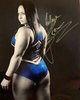 Jordynne Grace ( WWF WWE ) Autographed Signed 8x10 Photo REPRINT