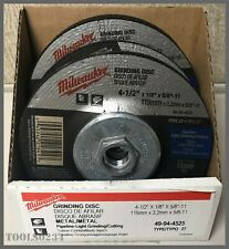Milwaukee® Tools 49-94-4525 Grinding Disc - 4-1/2