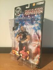 MOC WWE Ruthless Aggression Series 8 Goldberg Action Figure 2004 Jakks Pacific
