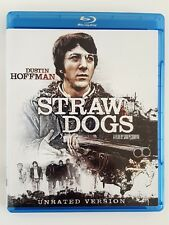 Straw Dogs Blu-ray, 2011 Region A Unrated Version LIKE NEW