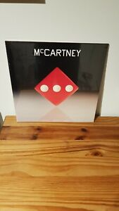 Paul McCartney III Ltd.Edition Hand Numbered RED Vinyl Record - In Hand UK Stock