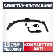 AUTO-HAK Opel Vectra B Kombi 96-03 AHK Anhängerkupplung starr 13pol spe E-Satz