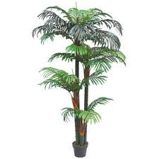 Palme Palmenbaum Arekapalme Kunstpflanze künstliche pflanze 150cm Decovego