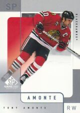 2000-01 SP Game Used Hockey #11 Tony Amonte Chicago Blackhawks
