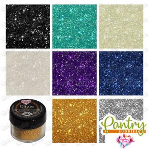 Rainbow Dust Edible Glitter For Cake Decorating & Sugarcraft