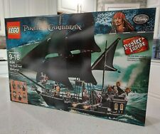 New LEGO The BLACK PEARL 4184 Pirates of the Caribbean Ship Jack Sparrow Disney