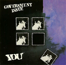 Government Issue - You - Giant/Rockville Records DC Punk NEW