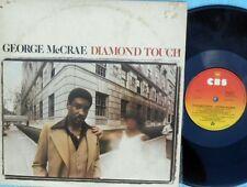 George McCrae ORIG OZ LP Diamond touch NM '76 CBS SBP237111 Disco Soul Funk