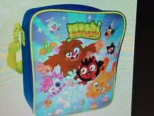 MOSHI MONSTERS MOSHLINGS INSULATED SCHOOL LUNCH BAG