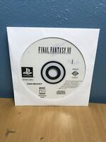 Final Fantasy VII Greatest Hits DISC 3 ONLY (Playstation 1 PS1)