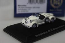 Bos mercedes 150 Sport Roadster (w30), Weiss - 87201 - 1/87