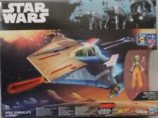 Star Wars Rebels Hera Syndulla's & A-Wing Fighter Ovp/ moc