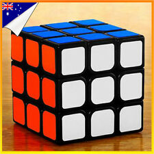 Melbourne Stock Magic Cube 3x3x3 Super Smooth Fast Speed Rubix Rubiks Puzzle