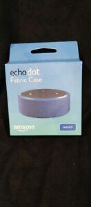 Amazon Echo Dot Fabric Case (fits 2nd Generation only) -Indigo