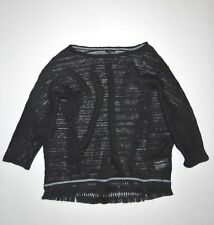 New Hurley Womens Autumn Dolman Loose Knit Sweater Small