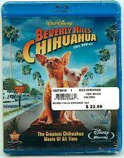 Beverly Hills Chihuahua (Blu-ray Disc, 2009) NEW SEALED