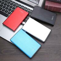 USB 3.0 Hard Disk Drive Case 6Gbps External Enclosure Box for 2.5 inch HDD SSD