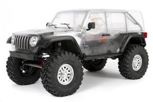 Axial 1/10 SCX10 III Jeep Wrangler Rubicon JLU Kit Electric 4WD RC Rock Crawl...