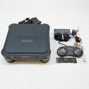 PANASONIC 3DO FZ-1 JAPANESE CONSOLE (NTSC-J)