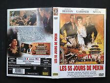 55 DAYS AT PEKING DVD Charlton Heston [French Import] David Niven Ava Gardner R2
