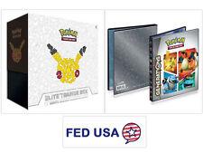 Pokemon TCG Generations Elite Trainer Booster Box & 20th Anniversary Binder