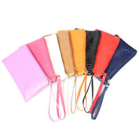 Women Purse Wallet Leather Handbag Day Clutches Bag Tote Satchel Long Elegant