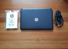 """Vendo portátil hp 17"""" notebook."""