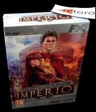 LA CONSTRUCCION DE UN IMPERIO IMPERIVM TOTAL PATRICIAN IV TROPICO GLOBAL PC NEW