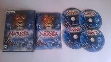 LAS CRONICAS DE NARNIA EL LEON LA BRUJA Y EL ARMARIO PC CD-ROM ORDENADOR.ESPAÑA