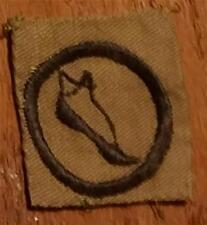 1918-1928 Girl Scout KHAKI Badge DANCER