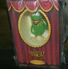 SIDESHOW KERMIT THE FROG BUST MUPPET SHOW JIM HENSON NEW GEM NEVER OPENED CASE